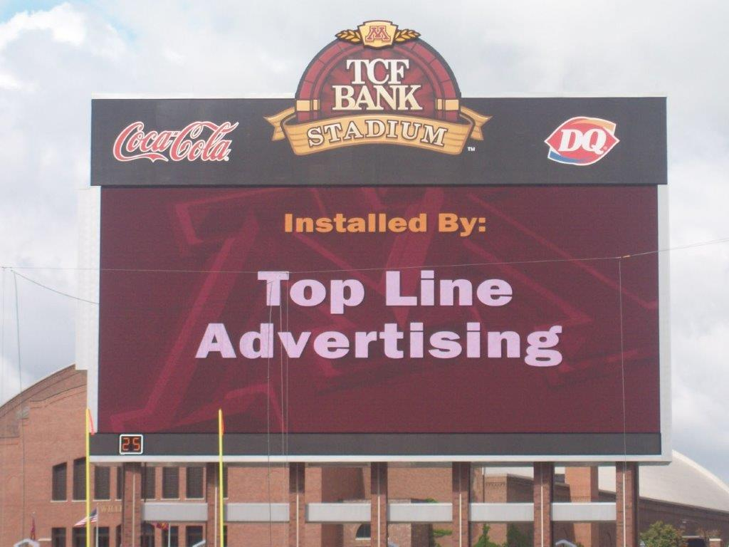 Top Line Advertising