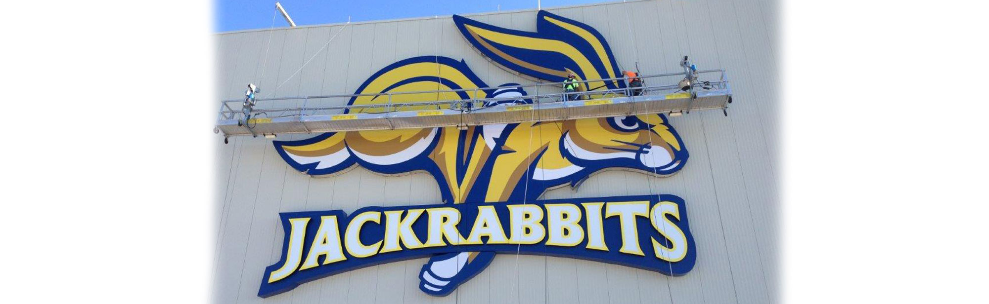 Jackrabbits Store Sign